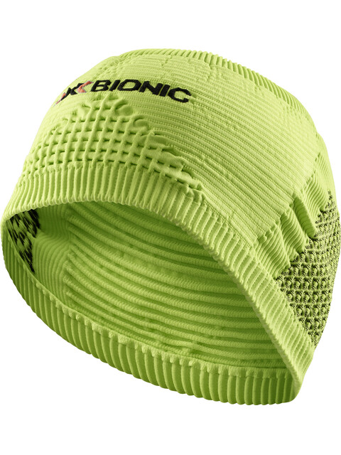 X-Bionic Headband High Unisex green lime/black